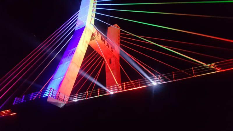 Jembatan Emas Di Bangka Belitung Sebagai Simbol Pariwisata Baru