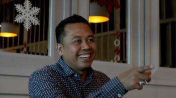 Muhammad Arie Aripin, CEO Prolansekap Indonesia